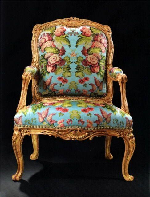 comme dans un fauteuil